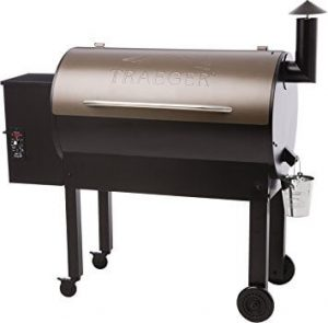 Traeger-TEXAS-ELITE-34,-Black-and-Bronze