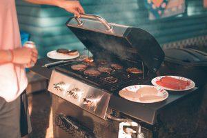 grilling safe
